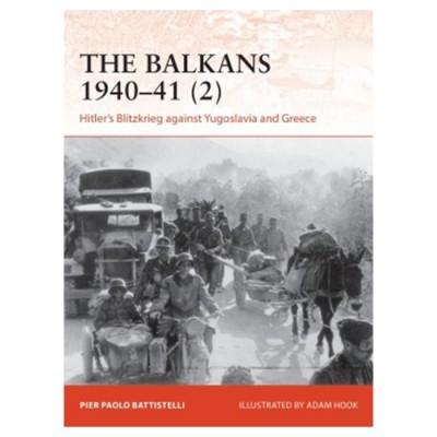 The Balkans 1940–41 (2)