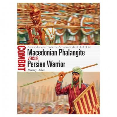 Macedonian Phalangite vs Persian Warrior