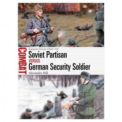 Soviet Partisan vs German Soldier