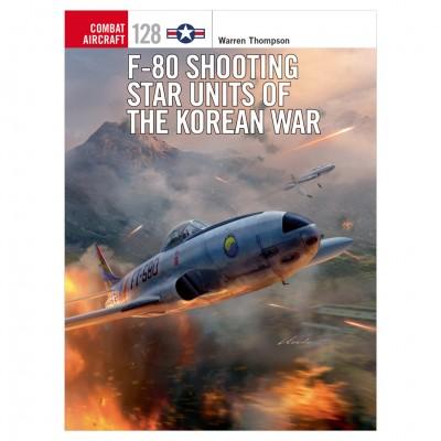 F-80 Shooting Star Units of Korean War