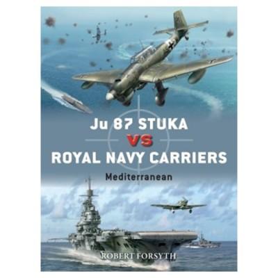 Ju 87 Stuka vs Royal Navy Carriers