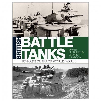British Tanks: US-made Tanks of WWII