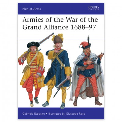 Armies of War of Grand Alliance 1688–97
