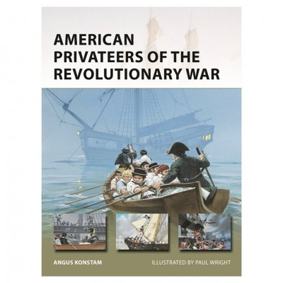 US Privateers of the Revolutionary War