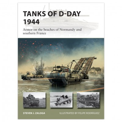 Tanks of D-Day 1944