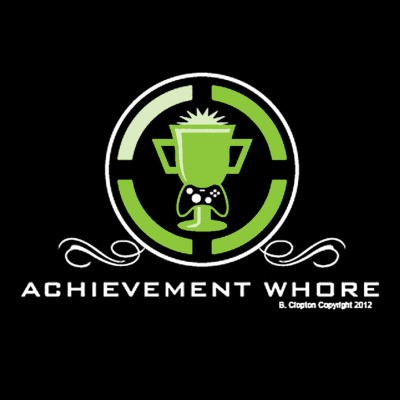 Achievement Whore (Large)