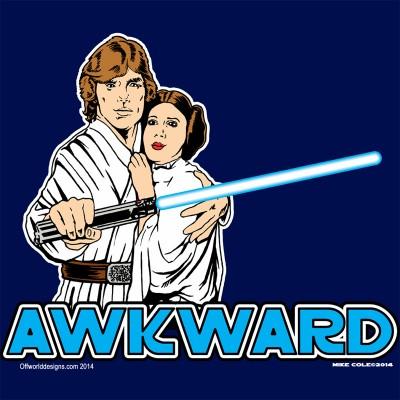 Awkward (4XL)