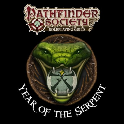 Pathfinder: Year of the Serpent (3XL)