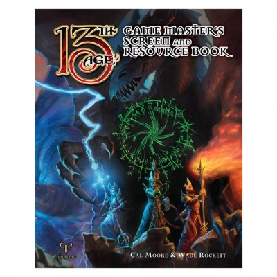 13th Age: GM's Screen and Resource Book