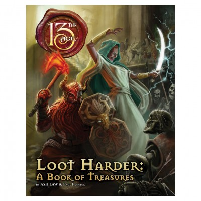 13th Age: Loot Harder