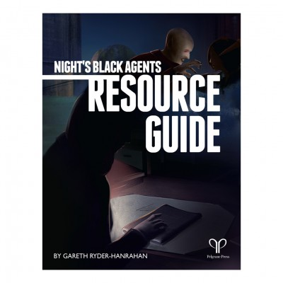 Nights Black Agent: GM Screen & Guide