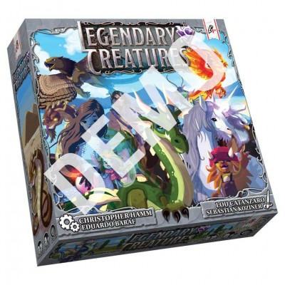 Legendary Creatures Demo Kit