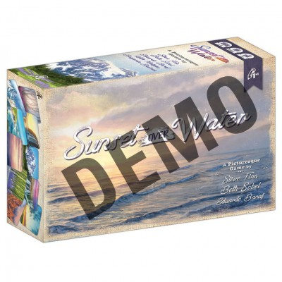Sunset Over Water Demo Kit