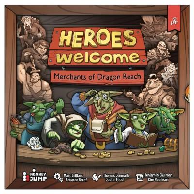 Heroes Welcome: Merchants o Dragon Reach