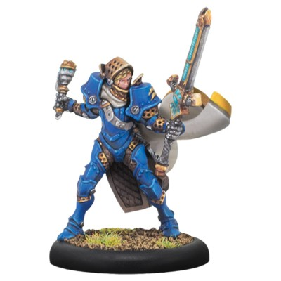 WM: Cyg: Lt. Gwen Keller Storm Knight