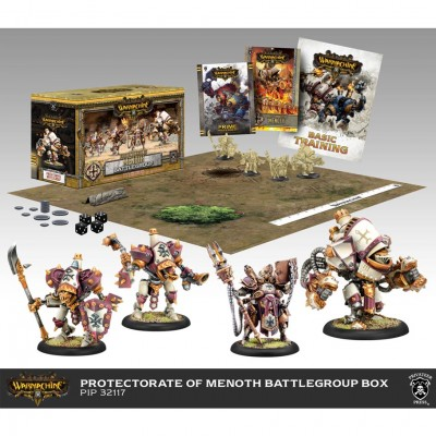WM: Meno: Battlegroup Starter
