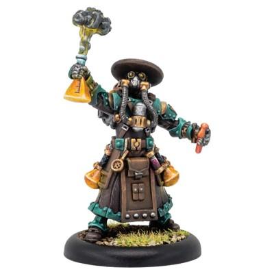 WM: GC: Warcaster Aurum Adeptus Syvestro