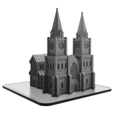 MP: Cathedral