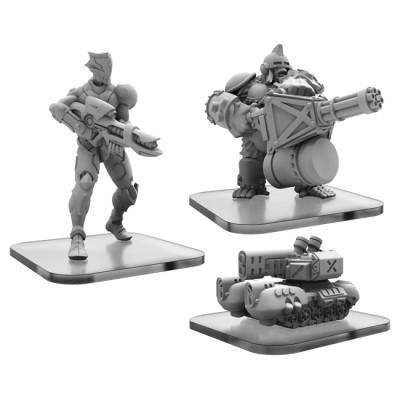 MP: G-Tank, C-Type, & Ape Gunner Alts