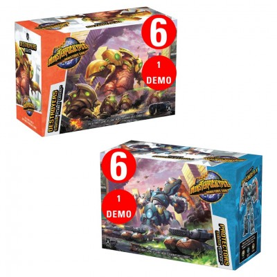 MP: Monsterpocalypse Launch Kit