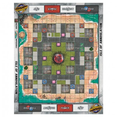 Play Mat: MP: Isle of Annihilation