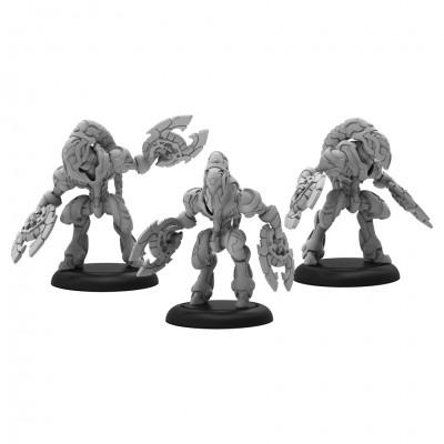 Warcaster: Empyrean:Saber Vanguard Squad