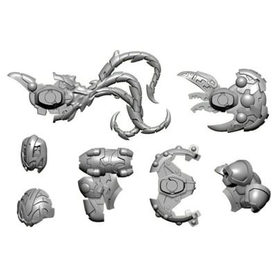 Warcaster: Empyrean: Daemon B Wpn Pack