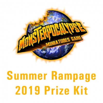MP: Summer Rampage 2019 Prize Kit