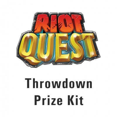 RQ: Throwdown Prize Kit