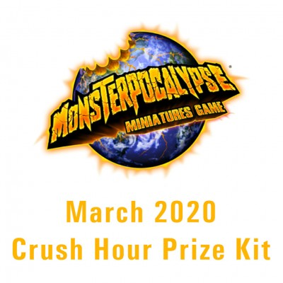 MP: Crush Hour Prize Kit March 2020