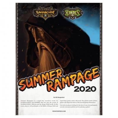 Summer Rampage 2020 Prize Kit
