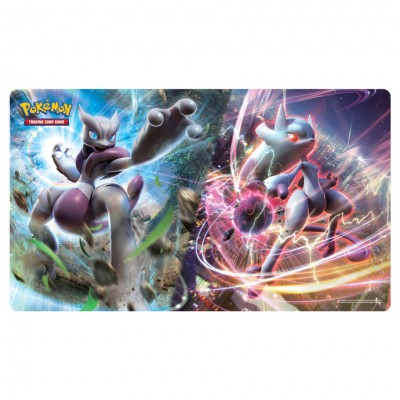 Play Mat: Mega Mewtwo X and Y