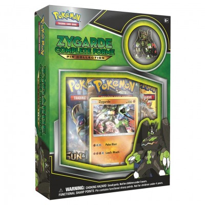 PKM: Zygarde Complete Collection