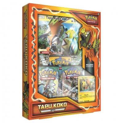 PKM: Tapu Koko International Box
