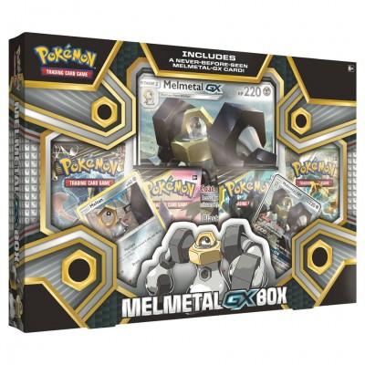 PKM: Melmetal-GX Box