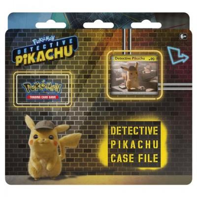 PKU: Det. Pikachu: Case File
