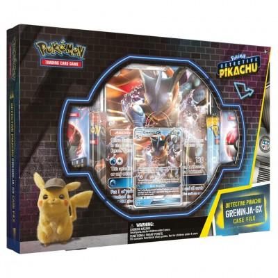 PKM: Det. Pikachu: Greninja-GX Case File