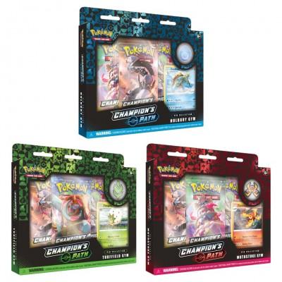 PKM: Champion's Path Pin Collection 1