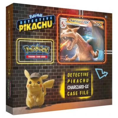 PKM: Det. Pikachu: Charizard-GX SCF