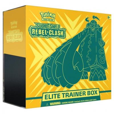 PKM: S&S2: Rebel Clash Elite Trainer Box