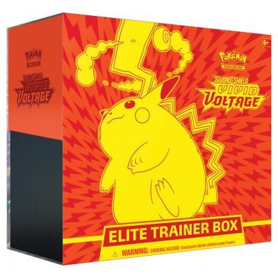 PKM: S&S4: Vivid Voltage: Elite Trainer