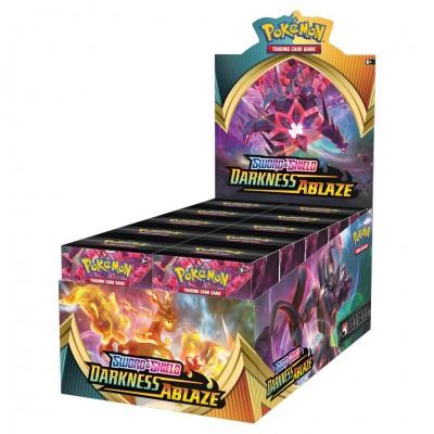 PKM: S&S3: Darkness AblazeBuild & Battle