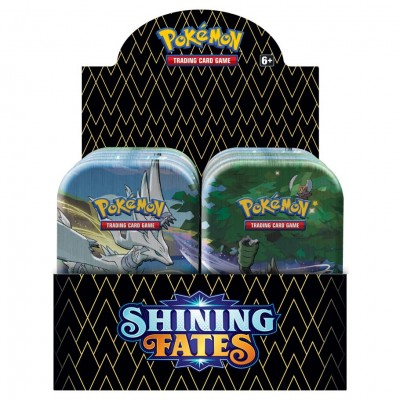 PKM: Shining Fates: Mini Tin Display