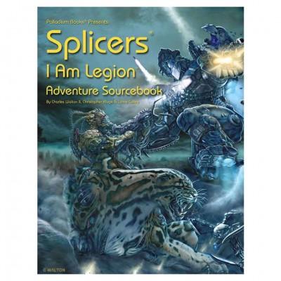 Splicers: I Am Legion Adv. Sourcebook