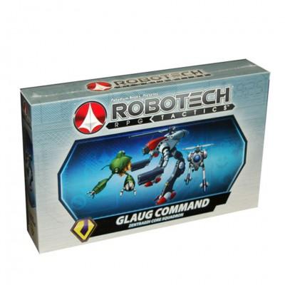 Robotech: Zentraedi Glaug Command  (3)