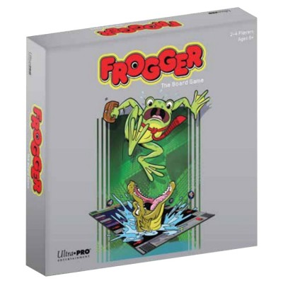 Frogger: The Board Game