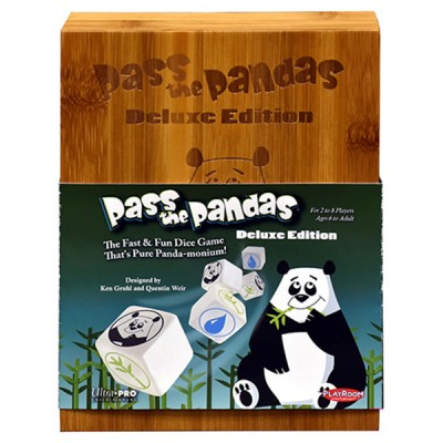 Pass the Pandas Deluxe Edition