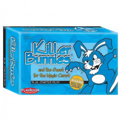 Killer Bunnies: Blue Starter