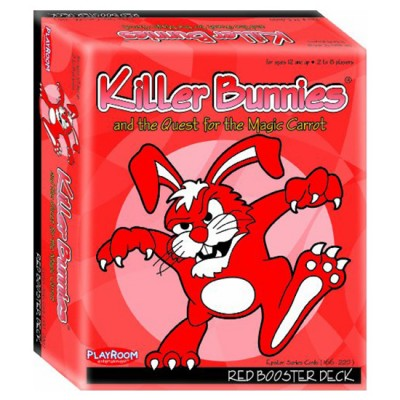 Killer Bunnies: Red Booster