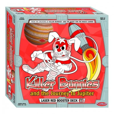 Killer Bunnies: Jupiter: Red